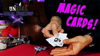 Gambar cover 5 EASY magic tricks - UNREAL Magic Workshop - Jonas Jost - Episode 2