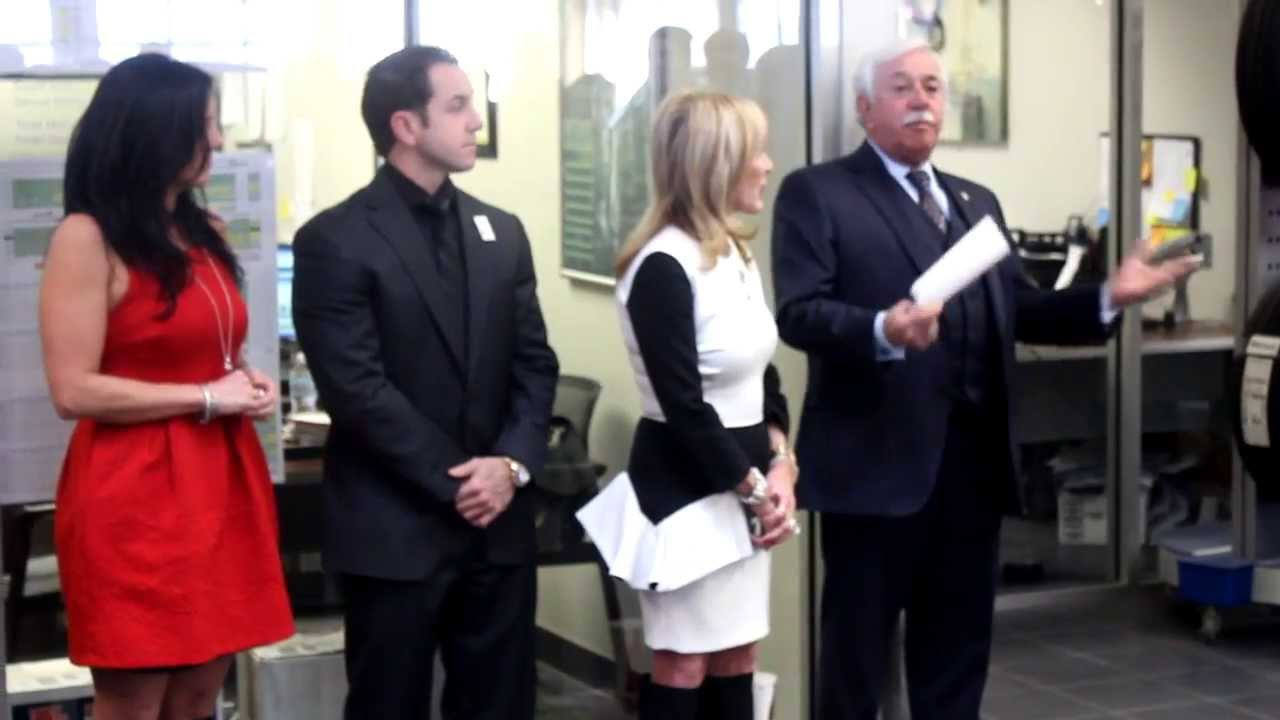 LaFontaine Cadillac Buick GMC Dealer Of The Year Announcement - Gmc cadillac dealer