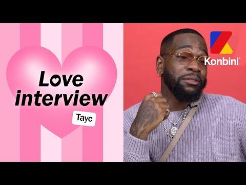 Youtube: @Tayc:«Tôt ou tard, l'amour fait mal, j'en suis convaincu» l Love Interview