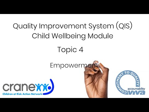 QIS Child Wellbeing 4 Empowerment