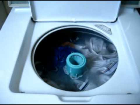 maytag a106 washing machine demonstration youtube. Black Bedroom Furniture Sets. Home Design Ideas