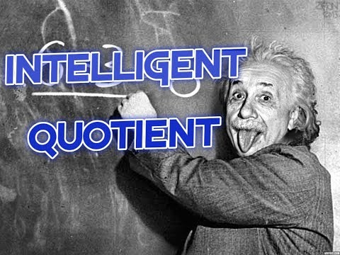 USMLE BEHAVIOURAL SCIENCE PEARL: Intelligence quotient IQ how to calculate