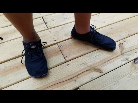 Best minimalist shoe? Wildlings Barefoot Shoe Review