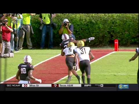 2017 USC vs Vanderbilt - AJ Turner 24 Yd Run