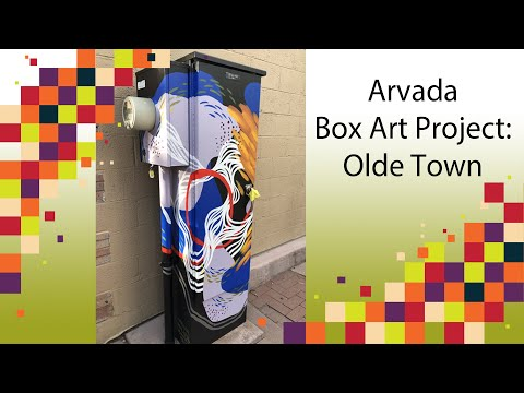 Arvada Box Art