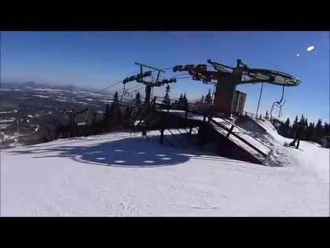 Jay Peak, VT - The Jet - February 2015