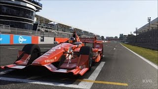 Forza Motorsport 6 - Chevrolet IndyCar 2015 - Test Drive Gameplay (XboxONE HD) [1080p60FPS]