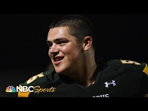 Clemson Commit Bryan Bresee On Being The #1 Overall Recruit | All-American Bowl 2020 | NBC Sports