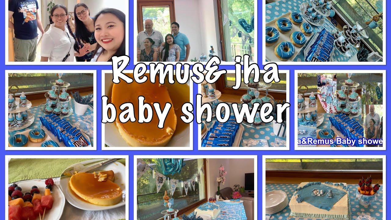 Jha&Remus Baby Shower