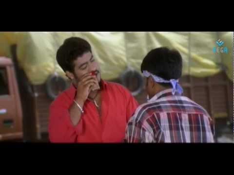 Simhadri Movie - Jr. Ntr Introduction Fight - Ankita, Bhumika Chawla