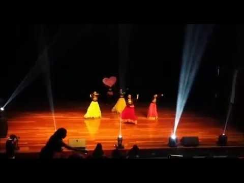 Malaysian Tamil songs dance performance by Aathmakalaz