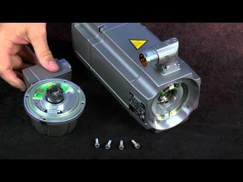 Siemens Field-Replaceable Encoders
