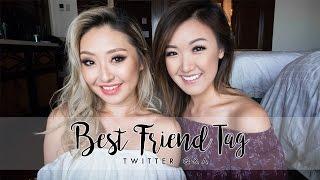 Best Friend Tag w/ Fashionista804! | ilikeweylie
