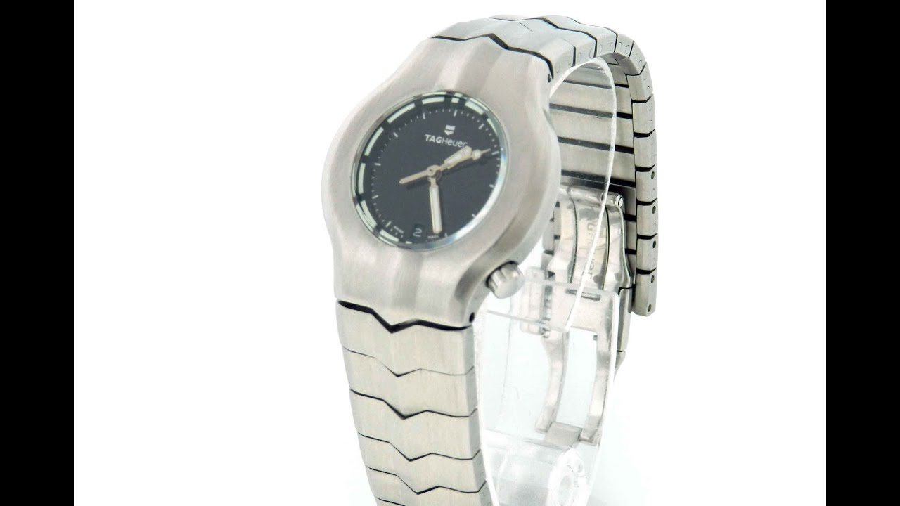 5310856929f4 Ladies Tag Heuer Alter Ego Watch - YouTube