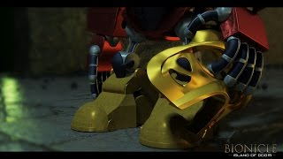BIONICLE - Island of Doom: