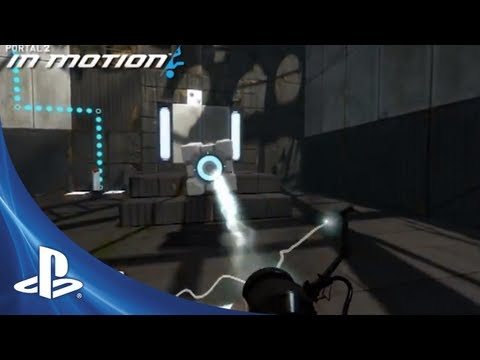 Portal 2 In Motion for PlayStation Move: Launch Trailer