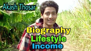 Akash Thosar Biography, Lifestyle, Income, Cars ( आकाश ठोसर )