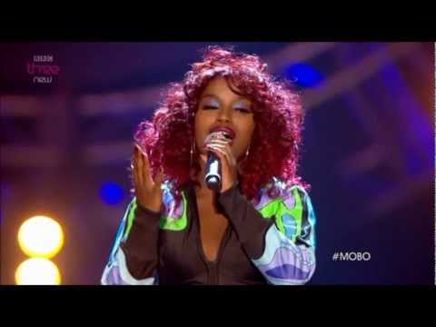 Misha B - Home Run (Live MOBO Awards 2012)