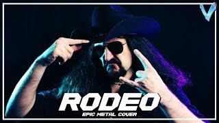 Lil Nas X - Rodeo [EPIC METAL COVER] (Little V)