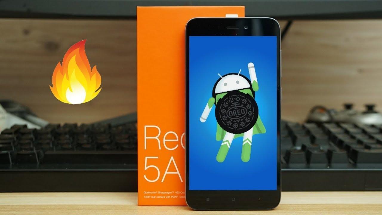 😍 Cara update android oreo redmi 5a   Xiaomi Redmi Note 5A