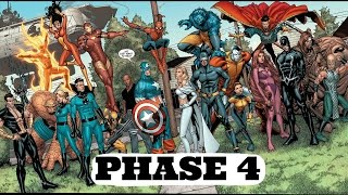 Top 5 Things That Should Be in Phase 4 of the Marvel MCU | Marvel Cinematic Universe