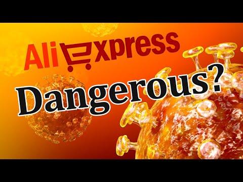 Можно ли заразиться коронавирусом от посылок с AliExpress