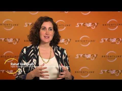 [Strategy@Work] Rahaf Harfoush, Digital Anthropologist