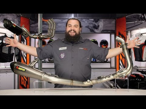 Thumbnail for Akrapovic Full System Exhaust Buyers Guide