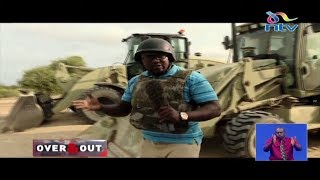 kdf mission from deep in the battlefields in somalia overandout ii