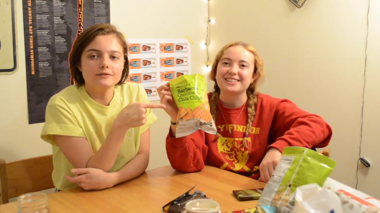Taste Testing Cheap Vegan Snacks From CVS
