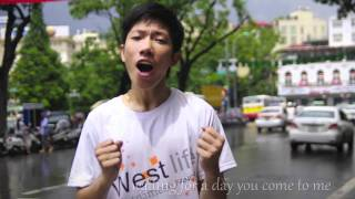Vietnam is Westlife's little love (Cover My Love - Westlife)