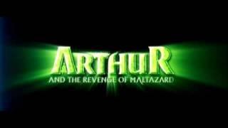 Артур и месть Урдалака (трейлер) [RUS]