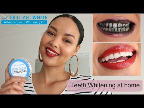 How I maintain my white teeth | Brilliant White | South African Beauty Influencer