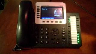 Grandstream GXP2160 Transfer to Voicemail