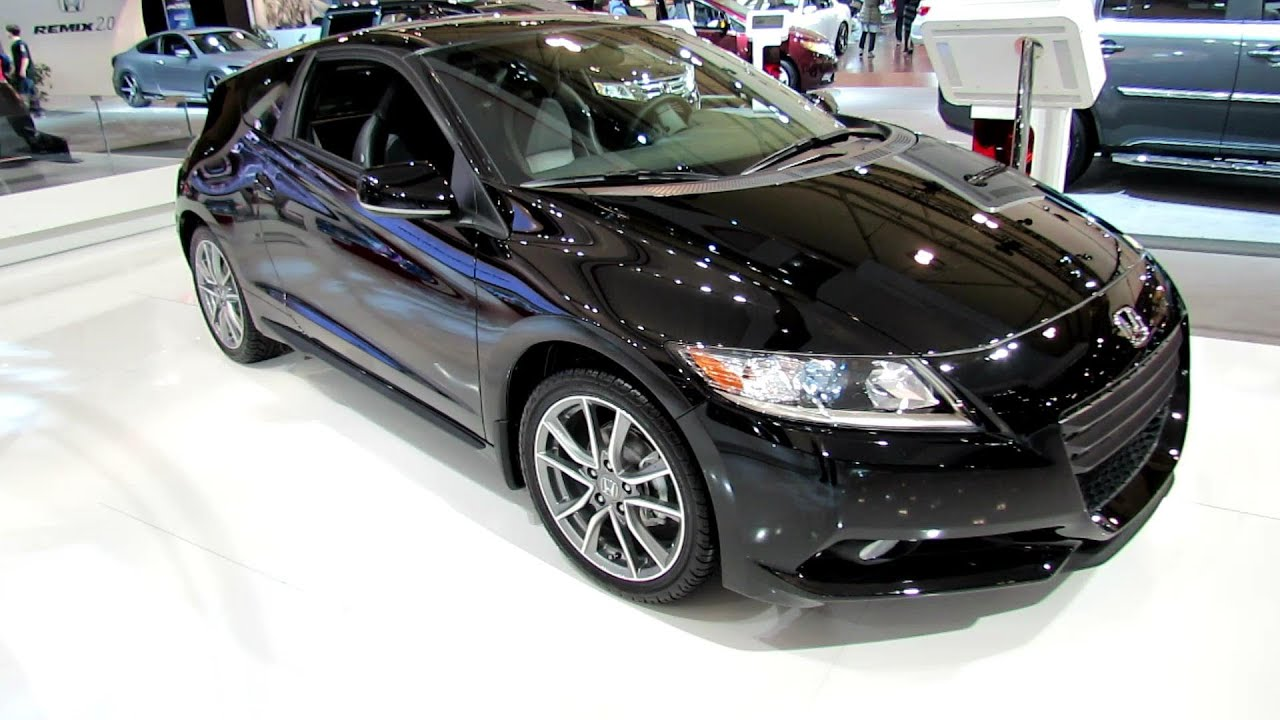 2012 Honda CR Z Hybrid Premium Exterior And Interior At 2012 Toronto Auto  Show   YouTube