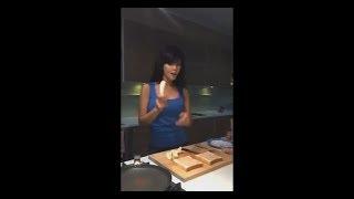Video Farah Quinn memasak sambil pegang pisang dan joget, seksi sekali !!! download MP3, 3GP, MP4, WEBM, AVI, FLV November 2018