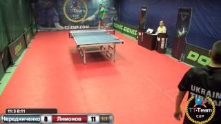 Чередниченко - Лимонов. 3 сентября 2015.TT Cup thumbnail