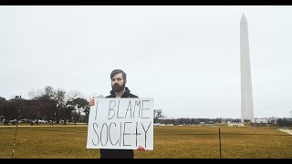 "TITUS ANDRONICUS - ""(I BLAME) SOCIETY"" [OFFICIAL LYRIC VIDEO] +@"