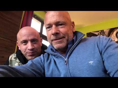Kurzinterview zur Lage am Alexanderplatz, mit meinem türkischen Freund und Kollegen Vin Diesel