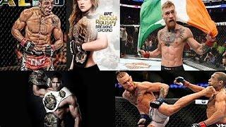 Top 5 unbelievable UFC knockouts 2015