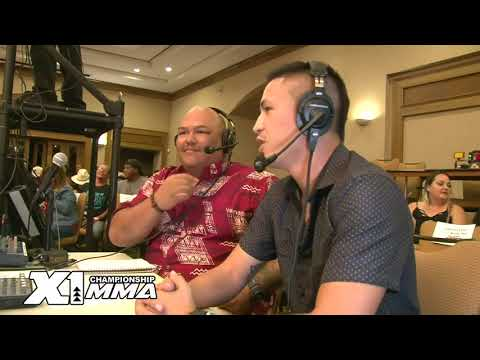 Martin Day and Kris Ancheta talks about Tyson Nam becoming UFC Champion : MMA Hawaii