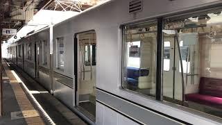 【元日比谷線03系】長野電鉄3000系須坂駅発車