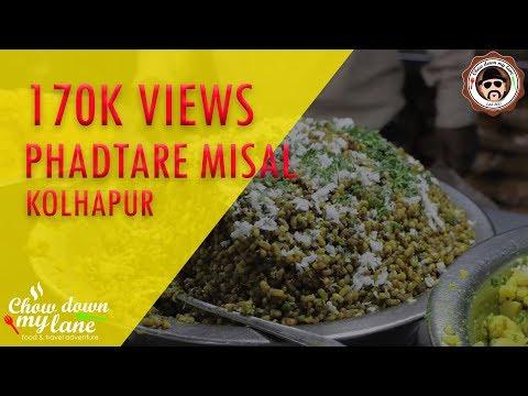 The story of Phadtare Misal, Kolhapur || Best Misal || Kolhapur Series 4/4