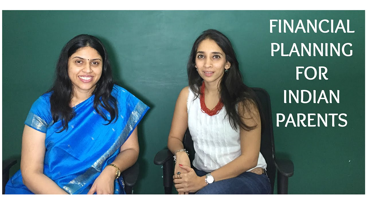 Financial Planning For Indian Parents - YouTube