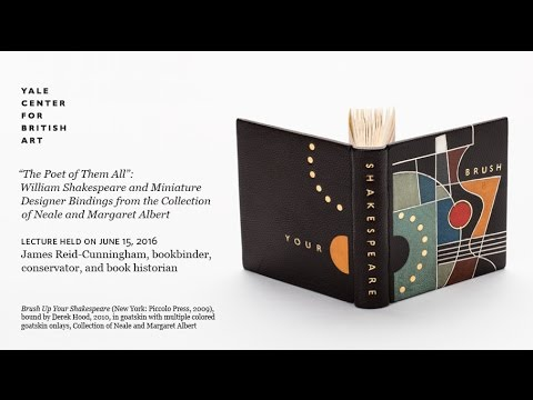 "Exhibition Opening Lecture | ""Artistic Bookbinding in the Twenty-First Century"""