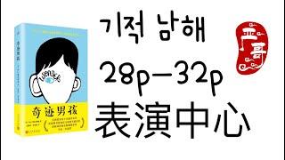 【중국어원서읽기】기적남해 28p-32p 表演中心 영화 …
