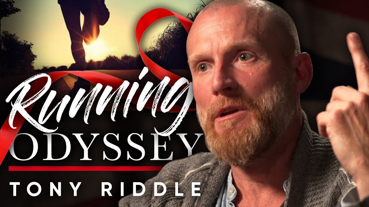 TONY RIDDLE - RUNNING ODYSSEY: What Is The Hardest Part Of A Long Run? | London Real