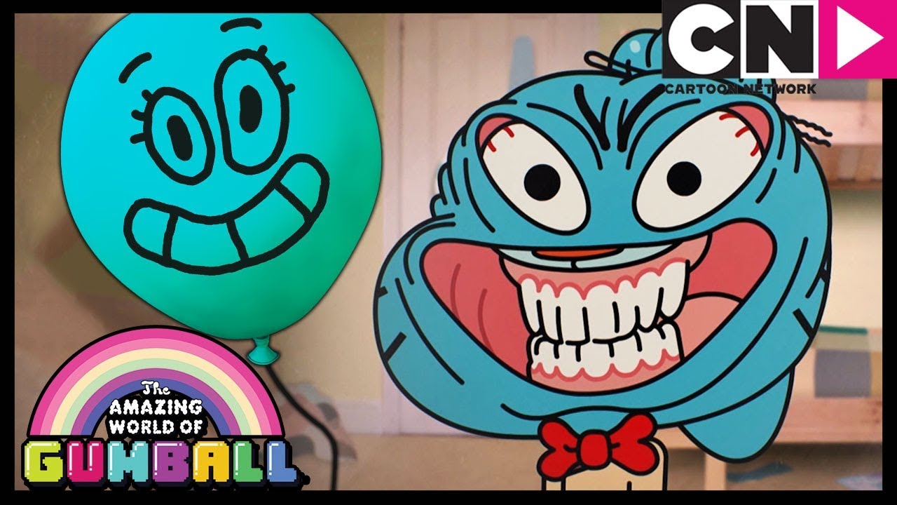 Zdrajca | Niesamowity świat Gumballa | Cartoon Network