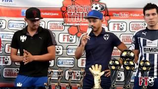 Rayados de Tijuana VS CIX Florido - Final Interfiliales MX - 2017