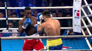 Ukraine Otamans v British Lionhearts - World Series Of Boxing Highlights